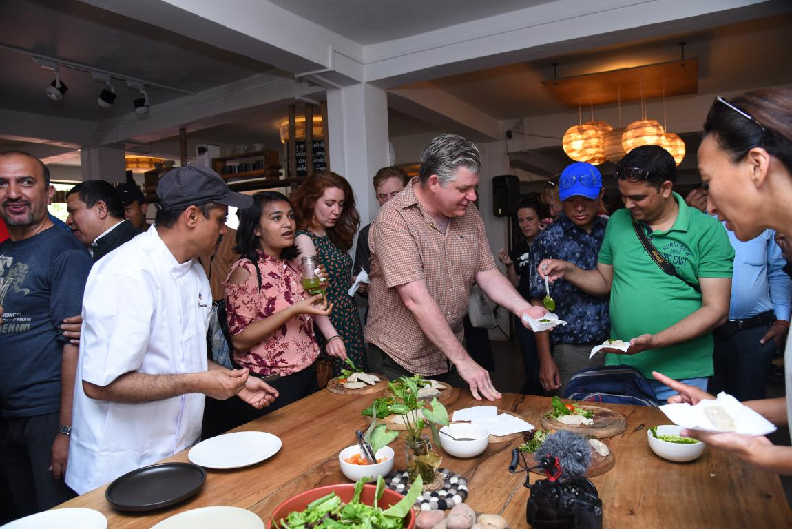 ASIA'S FIRST FOODTREX FOOD TOURISM CONFERENCE A HUGE SUCCESS